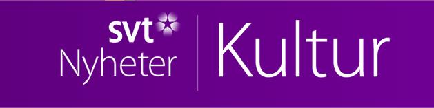 SVT Kulturnyheterna banner