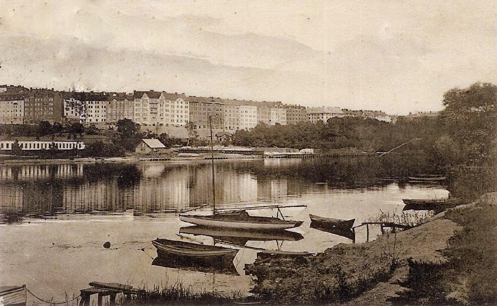 Före Stockholms Undergång Birkastaden_1908