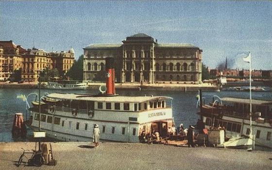 Före Stockholms Undergång  Nationalmuseum_1950-talet