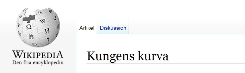 Kungens kurva stockholms undergång